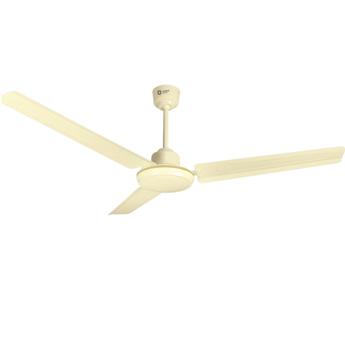 "Orient 1050mm 42"" New Air Ceiling Fan Color Pearl Ivory"