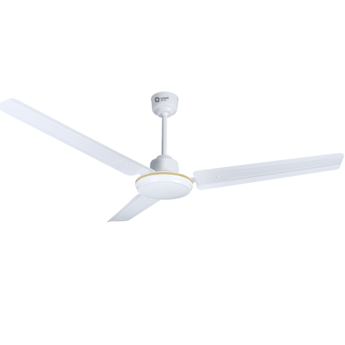 "Orient 1050mm 42"" New Air Ceiling Fan Color White"