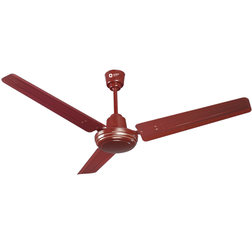"Orient 1050mm 42"" New Breeze Ceiling Fan Color Glossy Brown"
