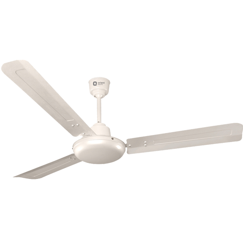 "Orient 1050mm 42"" Quasar Ceiling Fan Color Natural Pearl"