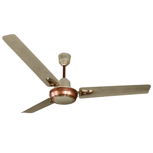 "Orient 1050mm 42""  Summer Pride Ceiling Fan Color Golden Beige"