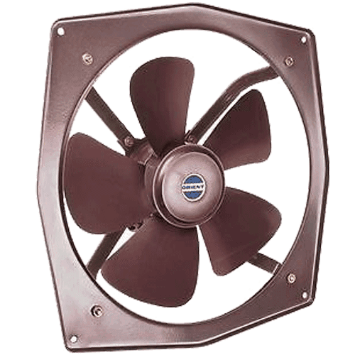 "Orient 225mm 9"" Spring Air Flow Exhaust Fan"
