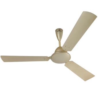 Bajaj 1200mm 48 Inch Ultima-Metallic Ceiling Fan Colour Golden Beige