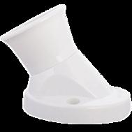 Anchor 6Amp Angle Holder Colour Ivory