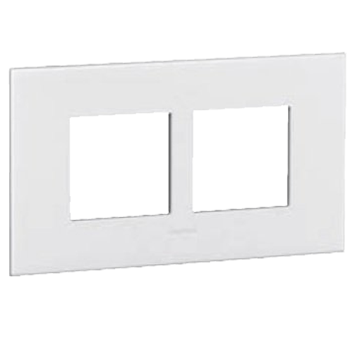 LEGRAND ARTEOR 4M MODULAR PLATE COLOUR WHITE