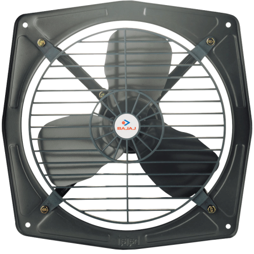 "Bajaj 225MM 9"" Bahar Fresh Air Fan colour Grey"