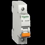 Schneider Single Pole 20 Amp MCB D Curve