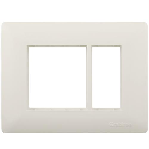 Crabtree Athena 3m Modular Cover Plate
