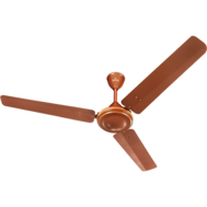 "Polycab 1200mm 48"" Ceiling Fan Amaze High Speed Colour Mat Brown"