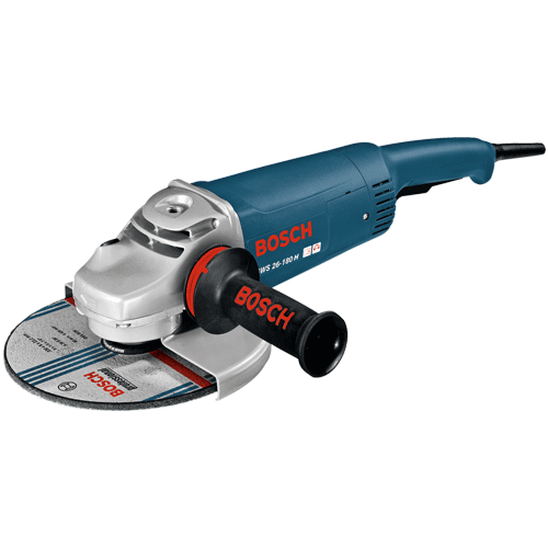 Bosch 2600W 180mm Professional Large Angle Grinders GWS26-180