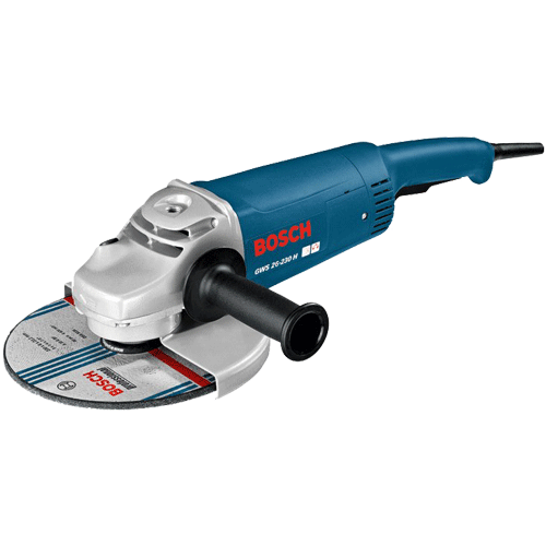 Bosch 2600W 230mm Professional Large Angle Grinders GWS26-230