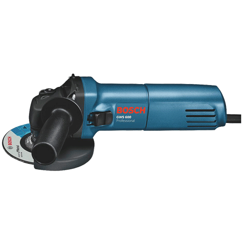 Bosch 600W 100mm Professional Small Angle Grinders GWS600