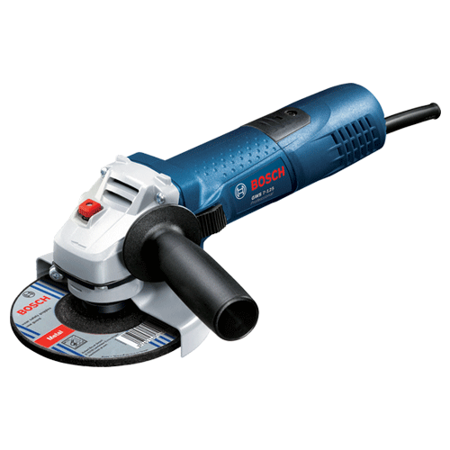 BOSCH MAKE 720W 125MM PROFESSIONAL SMALL ANGLE GRINDERS GWS7-125