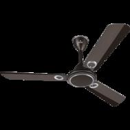 "Polycab 1200mm 48"" Ceiling Fan Brio Decorative Colour Pearl Brown"