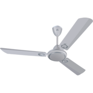 "POLYCAB 1200MM 48"" CEILING FAN BRIO DECORATIVE COLOUR PEARL WHITE"