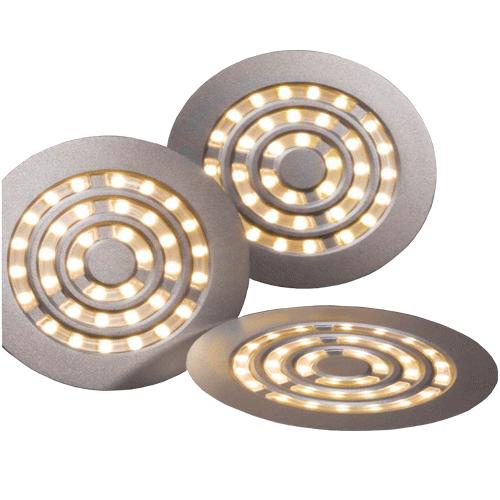 TRIX CIRCLE MINI WARM WHITE LED TASK LIGHT