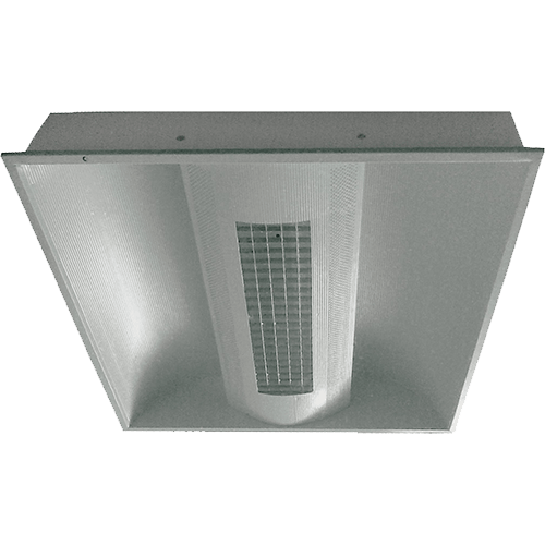 CGLCommercial Luminaire FLUTE Recessed indirect with Ribbed & P5