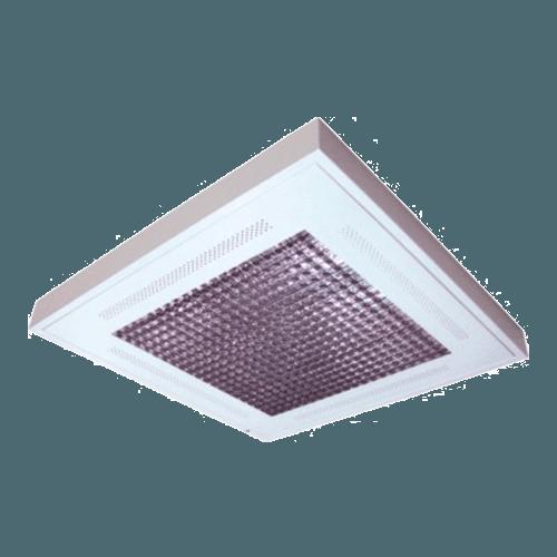 CGLCommercial Luminaire COMM SUR MTG 2X36W EB CFL-P5 565*565