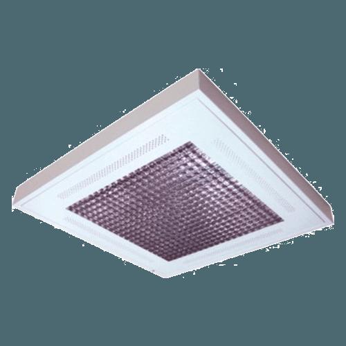 CGLCommercial Luminaire COMM SUR MTG 3X36W EB CFL-P5 565*565