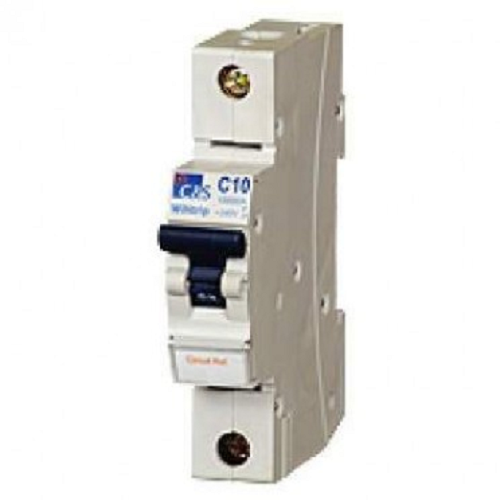 C&S Electric 16amp 1 Pole DC Series MCB