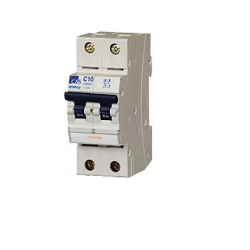 C&S Electric 20amp 2 Pole C Series MCB