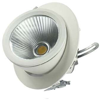 EXCELITE MAKE ADJ LED DOWN LIGHT COB 5W 2700K ROUND