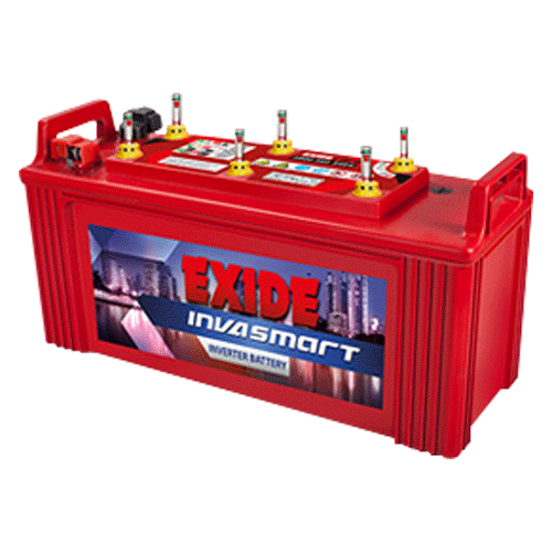 exide make inva smart im1000 100 ah inverter battery. Black Bedroom Furniture Sets. Home Design Ideas