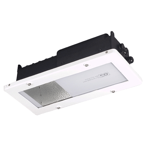 CGLFloodlight luminaire FLOODLT INT DOUBLE ASYM 150W MH