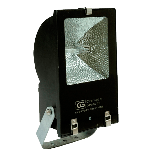 CGLFloodlight luminaire FLOODLT-INT ASYM 150W MH-DE PROFILE1