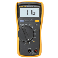 Fluke 116 HVAC True RMS Multimeter With Temperature & Microamps
