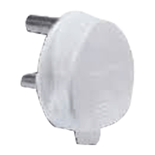 GREAT WHITE MAKE PETRA 16A 3 PIN PLUG TOP