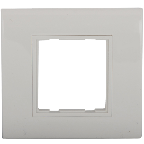 GREAT WHITE MAKE FIANA 2M TWIN PLATE PLATE COLOUR WHITE