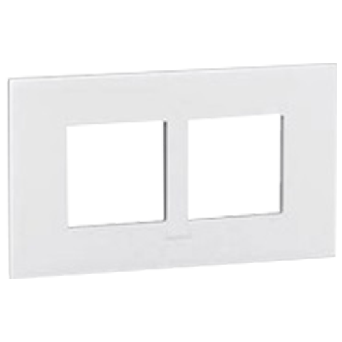 GREAT WHITE MAKE FIANA 4M TWIN PLATE PLATE COLOUR WHITE