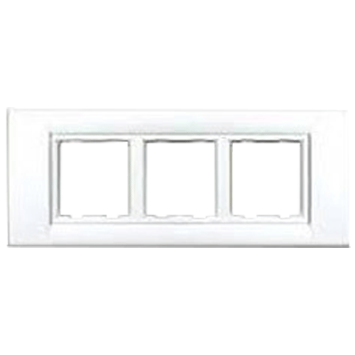 GREAT WHITE MAKE FIANA 6M TWIN PLATE PLATE COLOUR WHITE