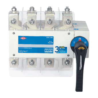 HPL MAKE 4 POLE 1000A OPEN EXECUTION ON LOAD CHANGEOVER SWITCH