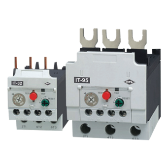 HPL MAKE 0.14AMP IT-12 TYPE THERMAL OVERLOAD RELAYS-CLASS 10A