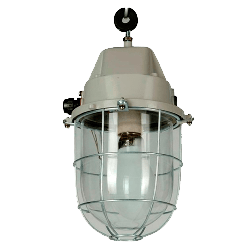 CGLIndustrial Luminaire INT WELL GLASS 80W HPMV-ES- VERASALUX