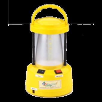 SOLAR 2W LED Lantern COLOR YELLOW