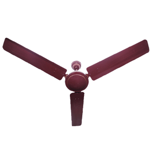 "Almonard 1200mm 48"" Mark-ii Ceiling Fan Colour Brown"
