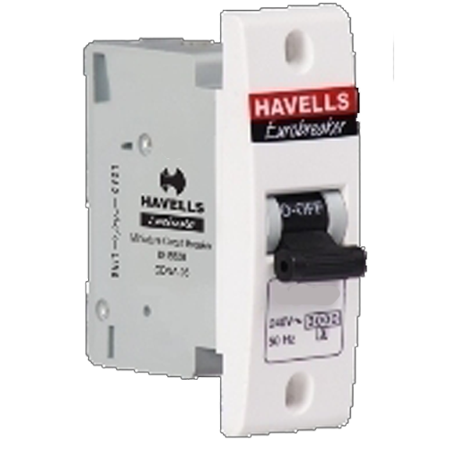 Havells Single Pole Mini 25 Amp MCB
