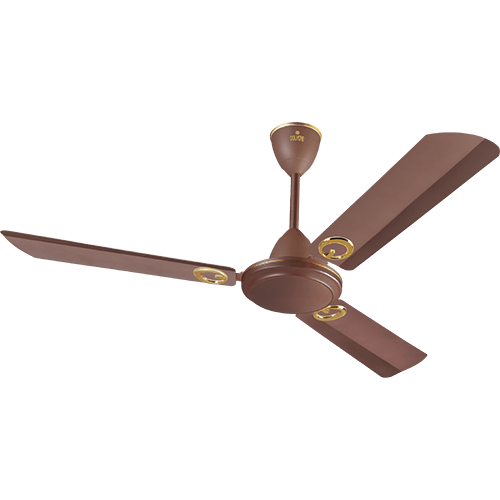 """Polycab 1200mm 48"""" Ceiling Fan Fantasy Decorative Colour Pearl Pink"""