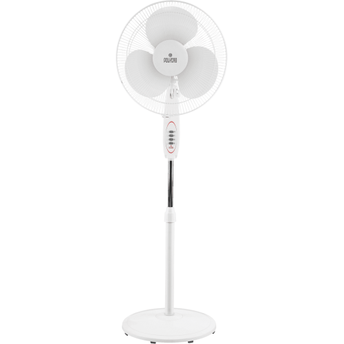 "POLYCAB 400MM 16""  PEDASTAL FAN  PP 20 PEDESTAL COLOUR LIGHT GRAY"