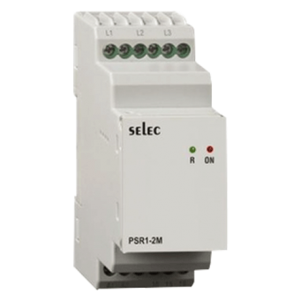 SELEC MAKE PHASE SEQUENCE RELAY PSR1-2M-1-230V
