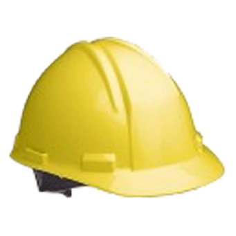 SALISBURY BY HONEYWELL HARDHAT RATCHET STYLE YELLOW