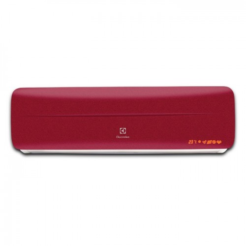 Electrolux 1 Ton 3 Star Red Color Split Air Conditioner