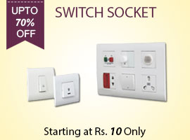 switch socket accessories