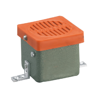 TARGET MAKE 2 MB INDUSTRIAL ELECTRIC BUZZER FOR AC SUPPLY