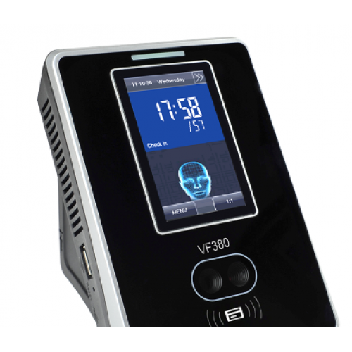 Face and Card Based Time and Attendance System