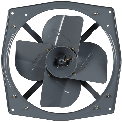 "POLYCAB 450MM 18"" EXHAUST FAN HDX COLOUR OVEL GREEN"