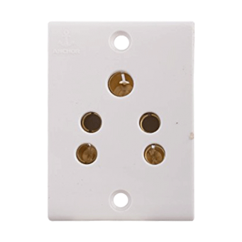 ANCHOR MAKE PENTA 6 A 2 IN 1 SOCKET